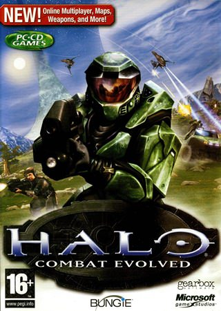 Halo Combat Evolved Full Rip Tek Link