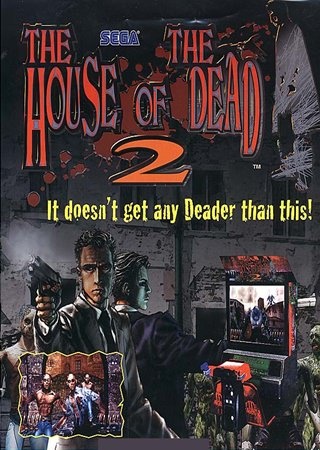 The House Of The Dead 2 Full Tek Link indir