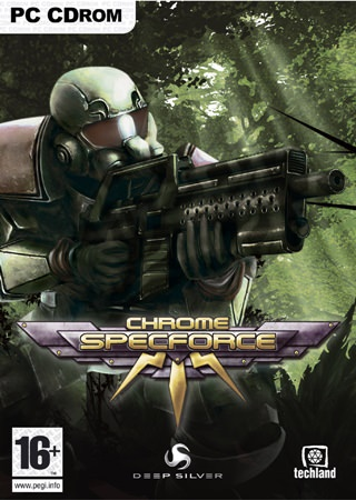 Chrome SpecForce Full Rip Tek Link indir
