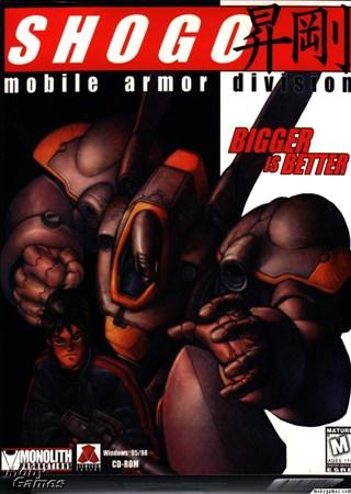 Shogo Mobile Armor Division Rip indir