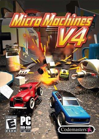 Micro Machines V4 Full Tek Link indir