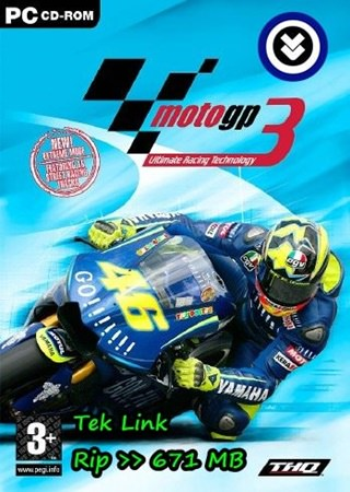 Moto GP 3 Rip indir