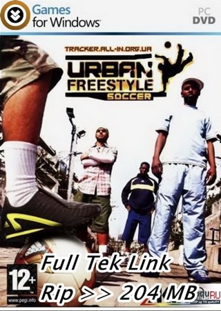Urban Freestyle Soccer Full Rip indir