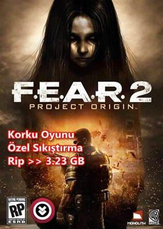 F.E.A.R. 2: Project Origin Rip indir