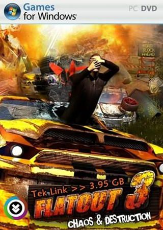 Flatout 3 Chaos Destruction Full Tek Link indir