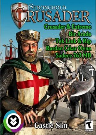 Stronghold Crusader & Extreme Full Rip Tek Link