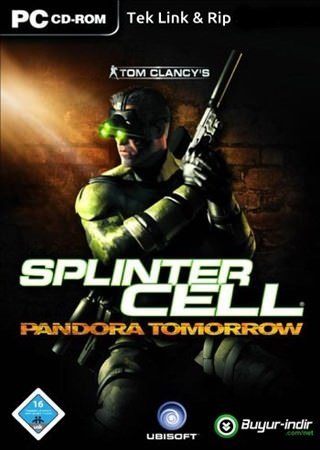 Tom Clancy's Splinter Cell Pandora Tomorrow Full