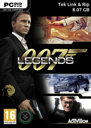 007 Legends Rip