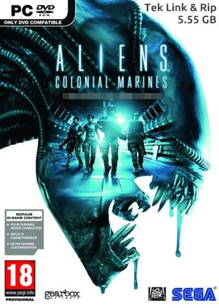 Aliens Colonial Marines Rip