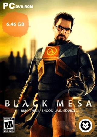 Half Life Black Mesa