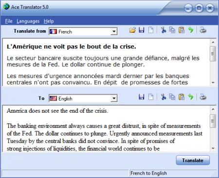 Ace Translator v16.2.0.1620 Türkçe