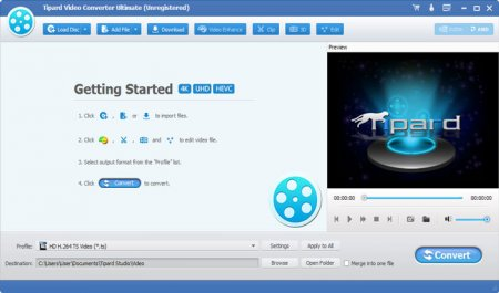 Tipard Video Converter Ultimate v9.0.30