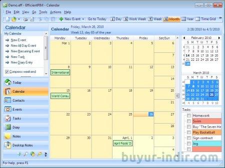 EfficientPIM Pro v5.21 B522 Türkçe
