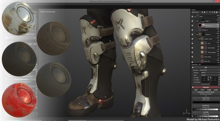 Substance Painter v2.2.0.1275