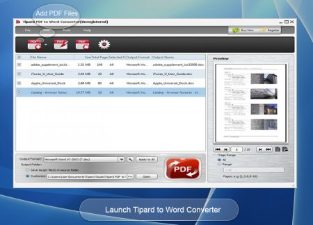 Tipard PDF to Word Converter v3.2.8