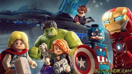 LEGO Marvel's Avengers PC Tek Link