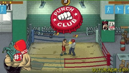 Punch Club PC Full Tek Link