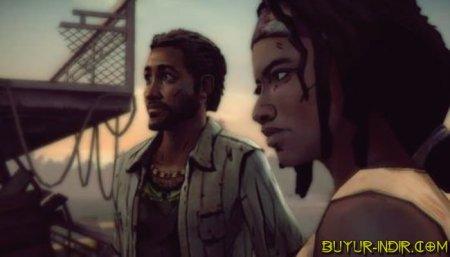 The Walking Dead: Michonne (Episode 1)