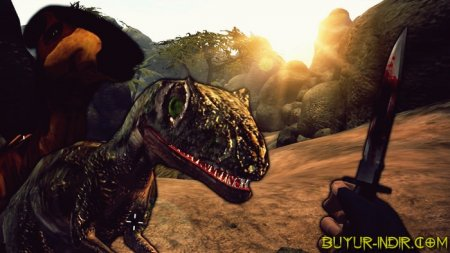 Dinosaur Hunt: Africa Contract Full