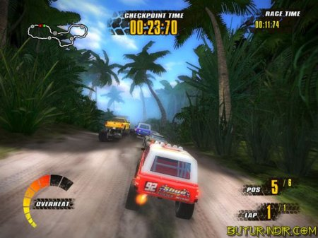 Offroad Racers PC indir