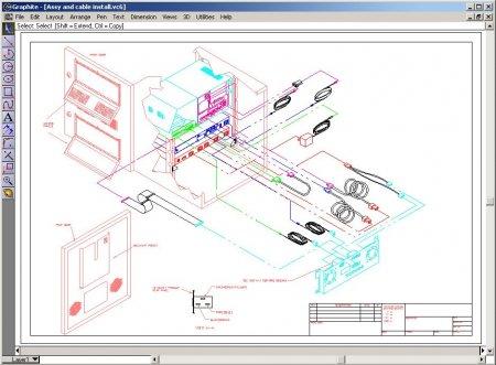 Graphite 2D3D CAD Enterprise 10 SP1R2 Portable