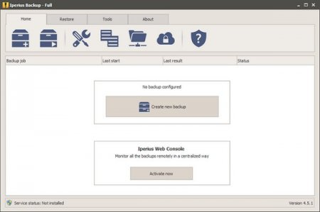Iperius Backup v4.5.6