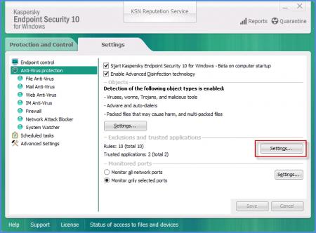 Kaspersky Endpoint Security 10.2 Final Full