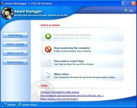 Award Keylogger Pro v3.6