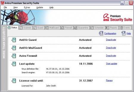 Avira Premium Security Suite 2014 Türkçe