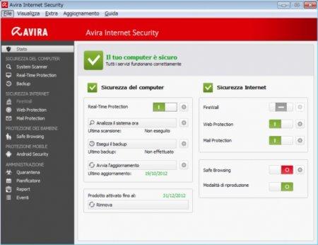 Avira Internet Security 2014 Türkçe