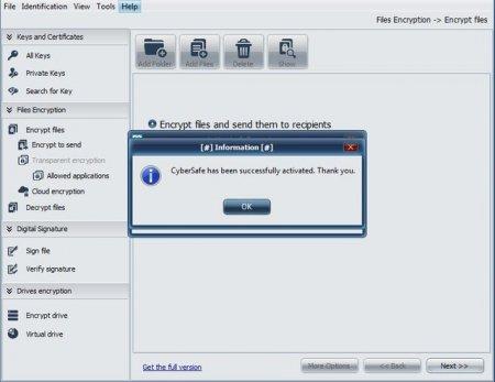 CyberSafe Top Secret Ultimate v2.2.21.0