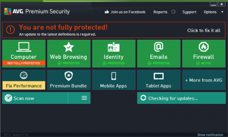 AVG Premium Security 2014 v14.0