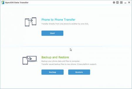 SynciOS Data Transfer v1.3.4