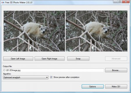 Free 3D Photo Maker v2.0.27.327 Türkçe