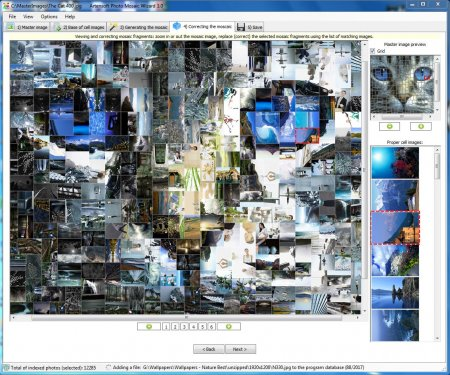 Artensoft Photo Mosaic Wizard v1.7.125