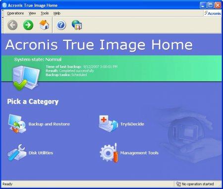 Acronis True Image Home 2013 v16.0