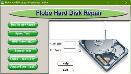 Flobo Hard Disk Repair v1.11