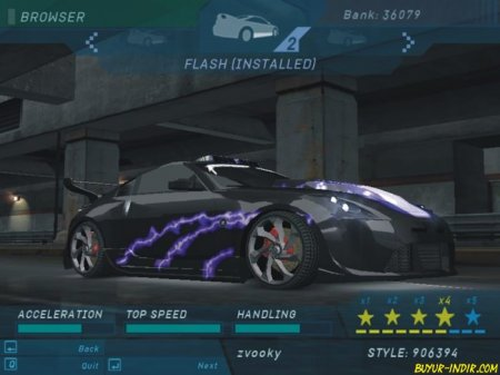 Need for Speed Underground 1 Full Rip