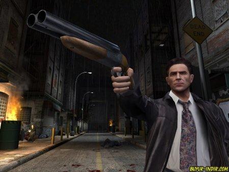 Max Payne 1 Full Rip Tek Link indir