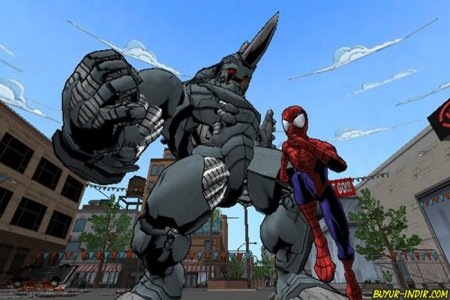 Ultimate Spiderman Full Rip Tek Link indir