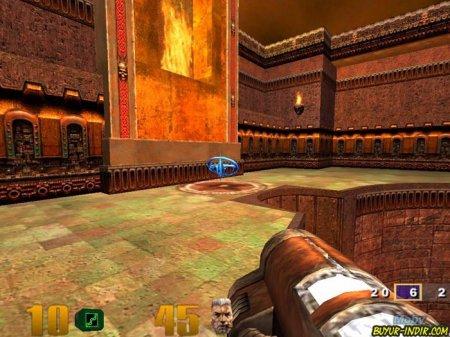 Quake III: Arena Full Rip Tek Link indir