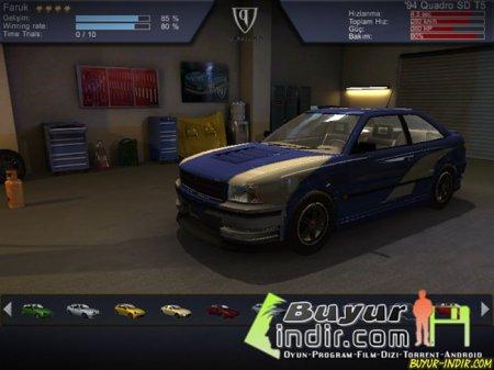 Overspeed High Performance Street Racing Türkçe Full Tek Link