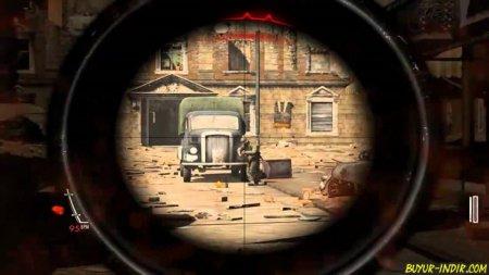 Sniper Elite V2 Rip Tek Link indir