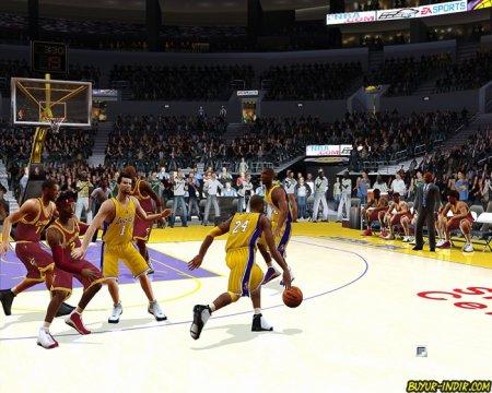 NBA Live 2005 Full Rip [283 MB] Tek Link