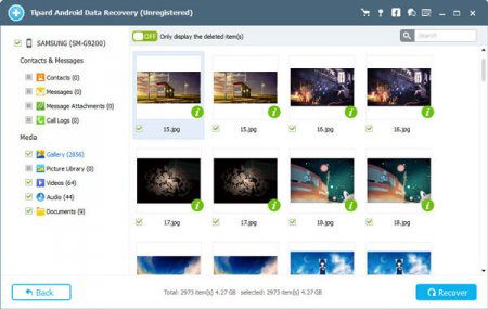 Tipard Android Data Recovery v1.1.6
