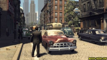 Mafia II Full Tek Link indir