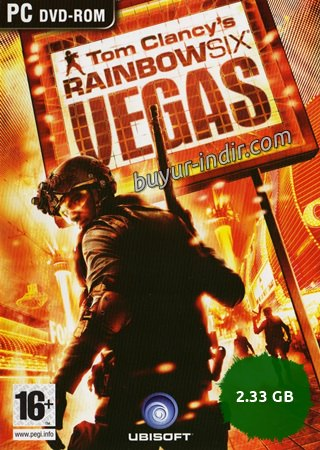 Tom Clancy's Rainbow Six Vegas 1 Full