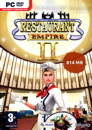Restaurant Empire II Tek Link
