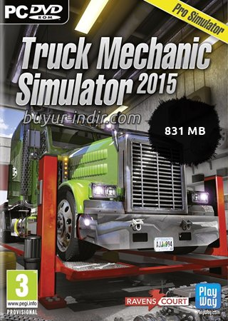 Truck Mechanic Simulator 2015 Tek Link