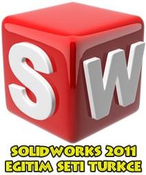 SolidWorks 2011 Türkçe Görsel Eğitim Seti